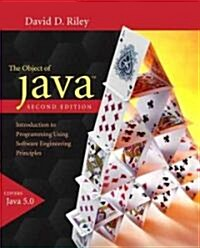 The Object Of Java (Paperback, CD-ROM, 2nd)