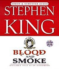 Blood and Smoke (Audio CD, Unabridged)