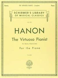 The Virtuoso Pianist in Sixty Exercises for the Piano (Paperback)