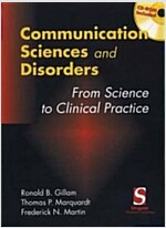 Communication Sciences and Disorders: From Research to Clinical Practice, Introduction (with CD-ROM) [With CD-ROM Provides Ex. of Disorders W/Interact (Paperback)