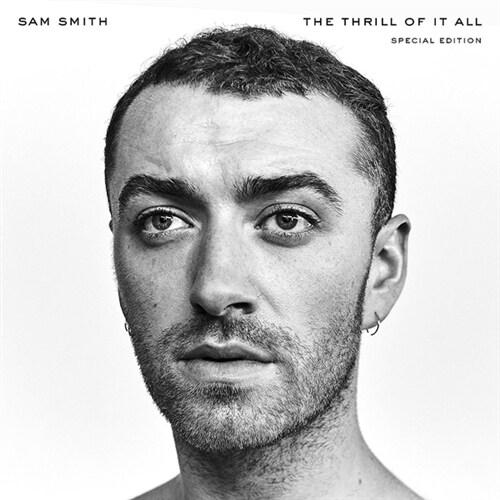 [수입] Sam Smith - The Thrill Of It All [180g 2LP Gatefold] [화이트 컬러]