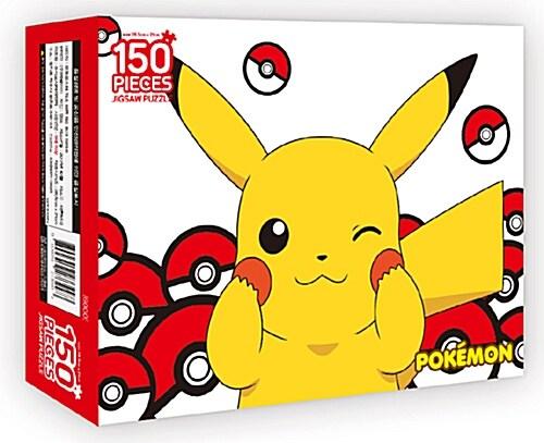 포켓몬스터 직소퍼즐 150조각 : 윙크 피카츄