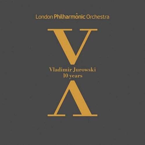 [수입] 유로프스키와 런던 필 10주년 기념반 [7CD]