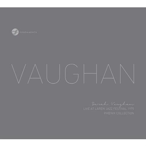 [수입] Sarah Vaughan - Live At Laren Jazz Festival 1975 [디지팩]