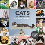 Cats on Instagram 2019 Wall Calendar (Wall)
