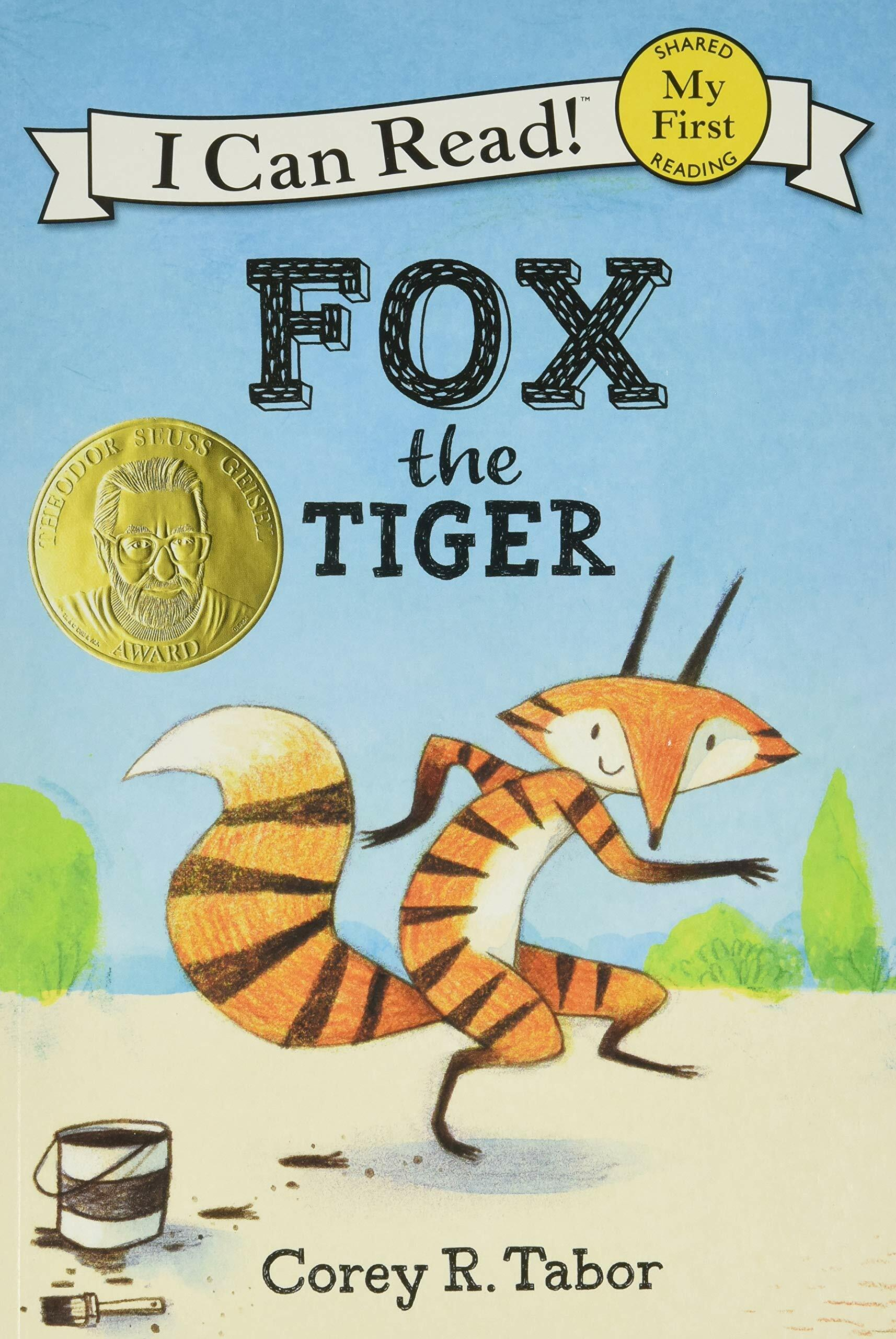 Fox the Tiger (Paperback)