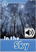Oxford Read and Discover: Level 1: In the Sky (Paperback, with MP3 download card )