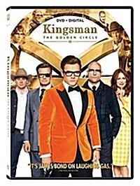 [수입] Kingsman: The Golden Circle (킹스맨: 골든 서클) (2017)(지역코드1)(한글무자막)(DVD)