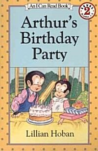Arthurs Birthday Party (Paperback)