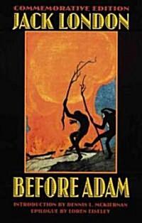 Before Adam (Paperback)