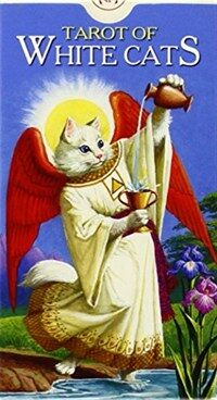 Tarot of White Cats (Loose Leaf)
