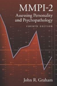 MMPI-2 : assessing personality and psychopathology 4th ed