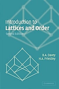 Introduction to Lattices and Order (Paperback, 2 Revised edition)