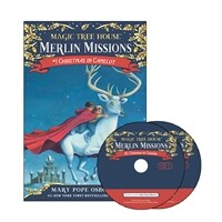 Merlin Mission #1:Christmas in Camelot (Paperback + CD