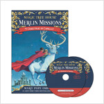 Merlin Mission #1:Christmas in Camelot (Paperback + CD )