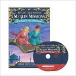 Merlin Mission #6 : Season of the Sandstor (Paperback + CD )