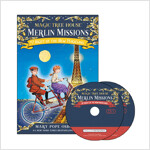 Merlin Mission #7 : Night of the New Magicians (Paperback + CD )