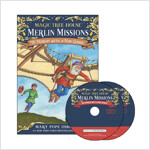 Merlin Mission #10 : Monday with a Mad Genius (Paperback + CD )