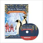 Merlin Mission #12 : Eve of the Emperor Penguin (Paperback + CD )