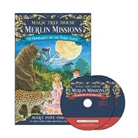 Merlin Mission #13 : Moonlight on the Magic Flute (Paperback + CD