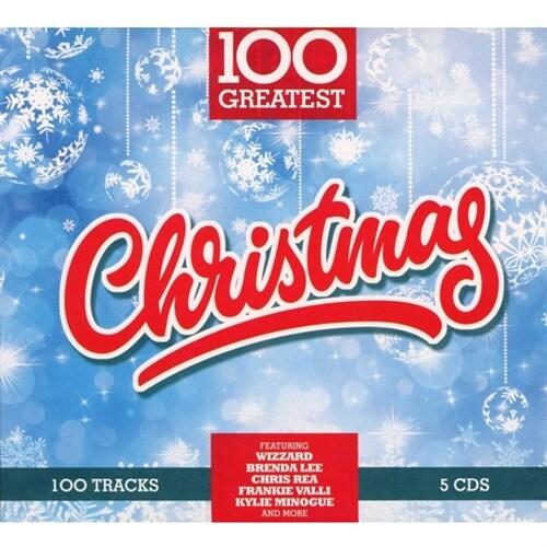 [수입] 100 Greatest Christmas [5CD][Deluxe Edition]