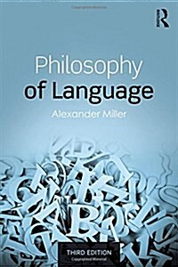 Philosophy of Language (Hardcover, 3 New edition)