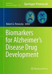 Biomarkers for Alzheimer's disease drug development