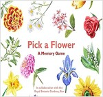 Pick a Flower : A Memory Game (Cards)