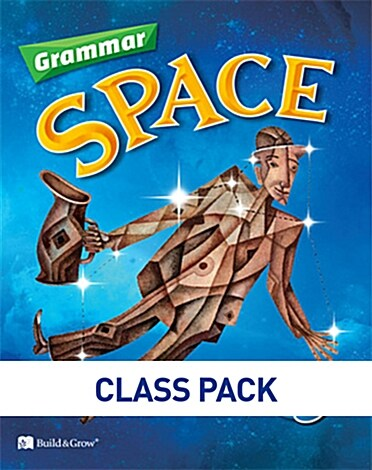 Grammar Space 3 : Class Pack (Student Book + Tests Book)
