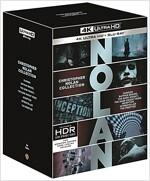 [4K 블루레이] 크리스토퍼 놀란 콜렉션 (21disc: 4K UHD + BD + 보너스 디스크)