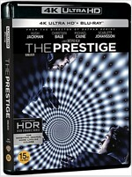 [4K 블루레이] 프레스티지 (3disc: 4K UHD + BD + 보너스 디스크)