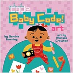 Baby Code! Art (Board Books)