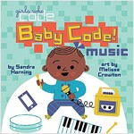 Baby Code! Music (Board Books)