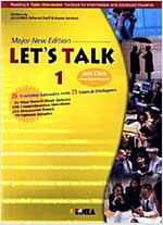 Let's Talk 1 (2nd Edition, Book + CD)