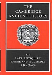 The Cambridge Ancient History (Hardcover)