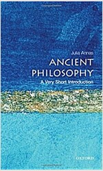 Ancient Philosophy: A Very Short Introduction (Paperback)