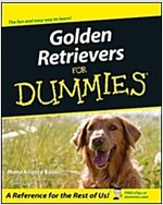 Golden Retrievers for Dummies (Paperback)