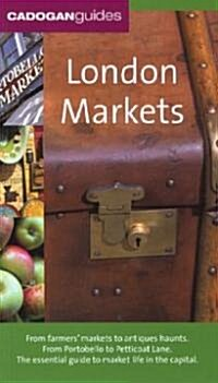 Cadogan Guides London Markets (Paperback, 4th)