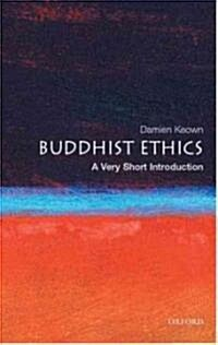 Buddhist Ethics: A Very Short Introduction (Paperback)
