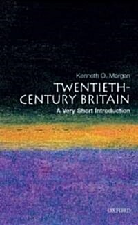 Twentieth-Century Britain: A Very Short Introduction (Paperback)