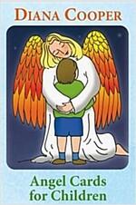 Angel Cards for Children (Paperback)