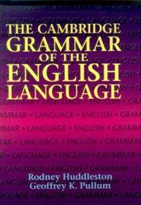 The Cambridge Grammar of the English Language (Hardcover)