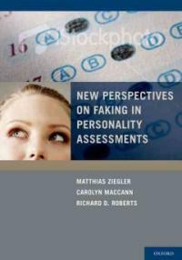 New perspectives on faking in personality assessment