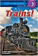 Trains! (Paperback)