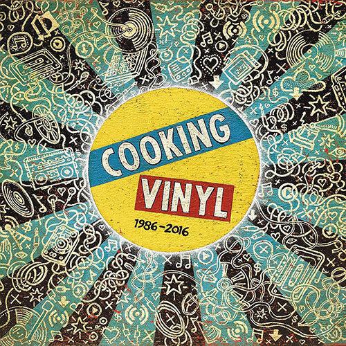 [수입] Cooking Vinyl [30th Anniversary] [7LP Limited Edition Box Set]