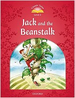 Classic Tales Level 2-3 : Jack and the Beanstalk (MP3 pack) (Book & MP3 download , 2nd Edition)