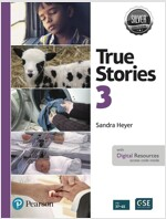 More True Stories Student Book with Essential Online Resources Level 3, Silver Edition (Paperback, 4)