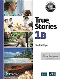 All New Easy True Stories Student Book with Essential Online Resources Level 1b, Silver Edition (Paperback, 2)