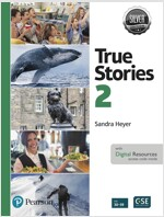 True Stories in the News Student Book with Essential Online Resources Level 2, Silver Edition (Paperback, 4)