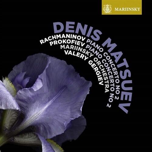 [수입] 라흐마니노프 : 피아노 협주곡 2번 & 프로코피예프 : 피아노 협주곡 2번 [SACD Hybrid]